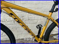 Carrera Vengeance Adults Bike 18 Frame 27.5 Wheels Lockout Forks Limited Edito