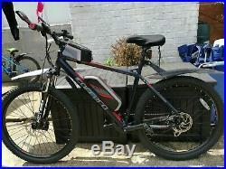 Carrera Vengeance E-Bike Mens Electric Mountain Bike