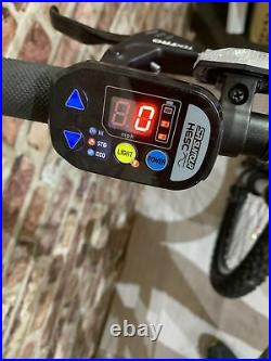 Carrera Vengeance E Mens Electric Mountain Bike 18 inch 440710B -EX DISPLAY
