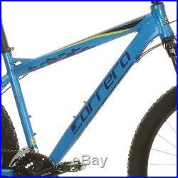 Carrera Vengeance Mens Mountain Bike MTB Bicycle 24 Gear 27.5 Wheel Disc Brake