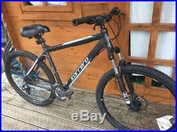 Carrera Vengeance Mountain Bike 20 Frame Used. 27.5 Wheels. Back Wheel