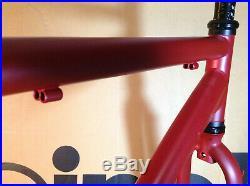 Cinelli Hobootleg Geo Touring MTB Steel Frameset Size Large 19 for 650b wheels