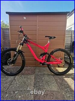 Commencal Meta Sx Enduro Mountain Bike like trek or scott