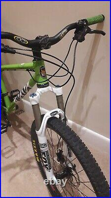 Cotic BFe 26 hardtail Mountain Bike Fox Forks Hope Shimano Race Face Maxxis