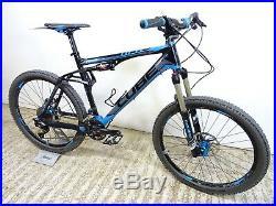 Cube AMS 130 Pro Gents Full Suspension Mountain Bike 20 Lg Alloy Manitou GC