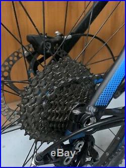 Cube Full Suspension AMS 120 29er Mountain Bike