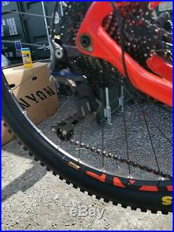 Cube Reaction GTC SL 2x 29 2017 Mountain Bike Size19 (medium/large)