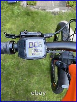 Cube Reaction HPA Hybrid SL 500 29er Electric Mountain Bike 2019 Ebike Size L