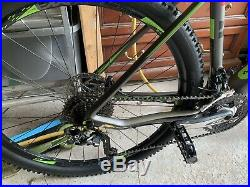 Cube Reaction Pro GTC Carbon Mens Mountain Bike