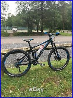 Cube Stereo 120 Full Suspension Mountain Bike Medium 27.5 2018