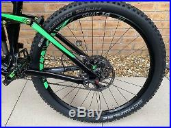 Cube Stereo 140 Carbon C62 SL 27.5 Full Suspension Mountain Bike 20inch