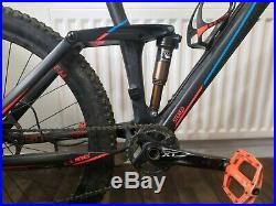Cube Stereo HPC Super SLT 160 Medium Frame Men's Mountain Bike Enduro MTB XC