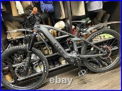 Cube Stereo Hpc 160 Electric Mountain Bike Full Suspension