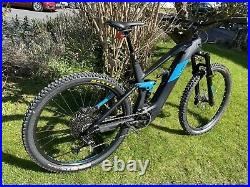 Cube Stereo Hybrid 140 HPC Race 2020 Electric Mountain Bike 625wh Bosch Large