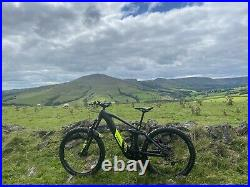 Cube Stereo Hybrid 160 HPC SL Carbon Electric Mountain Bike