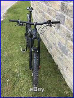 Cube Stereo Hybrid 160 SL500 Mountain E-bike