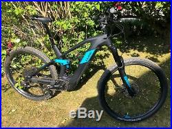Cube Stereo Hybrid HPC Race 140 Electric Mountain Bike 625 Wh Bosch 2 months old