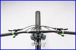Cube Stereo Race 160 27.5 C62 Carbon Full Suspension Mountain Bike Large Mens