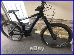 Cube stereo 140 electric Mountain bike 2018, Excellent Condition Bargain