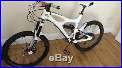 Custom Build DH/Enduro Mojo HD x-rayed Carbon Carbon Mountain Bike £5k+ Spent