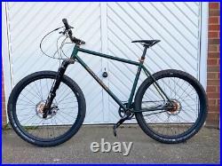 Custom MTB/Hybrid/Commuter Bike High Spec Fox, Renthal, Lefty, Hope