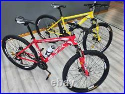 DAKAR GT Unisex Mens Womens Adult Mountain Bike Hybrid Bike 27.5 18 Frame