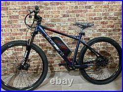 EX DISP -Carrera Vengeance E Mens Electric Mountain Bike 18 inch frame 440710C