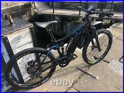 E Bike full suspension 27.5 Wheels & Bafang Ultra M620 1000W Mid drive motor