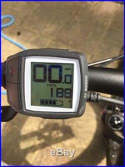 E bike mountain bike cube nutrail Hybrid 500 Fatbike