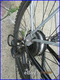 Electric Mountain Bike 36v smarta
