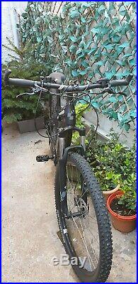 Electric Mountain Bike Cube Acid Hybrid One 500