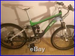 Electric mountain bike EMega