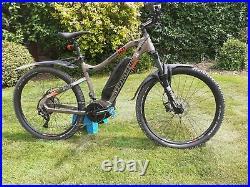Electric mountain bike Haibike Sduro Hardseven 4.0