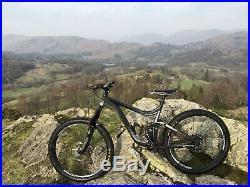 Enduro mountain bike Giant Reign 1 RockShox Pike Rc3 Hope Tech 35 Pro 4 Renthal