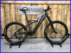 Ex Demo KTM Macina Kapoho Electric Mountain Bike Full Suspension Free Delivery