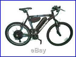 EzEbike electric mountain bike MRK2 1000w 48v GPS powerful best value bargain UK