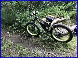 Fat boy 48v Electric Mountain Bike