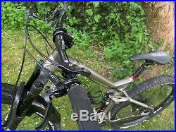 Felt Virtue 50 custom build trail/enduro full suspension mountain bike Medium