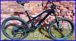 Full Suspension Mountain Bike Mondraker Foxy R 2015, Medium Size, 27.5