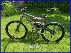 Full Suspension Mountain Bike Whyte E5 XC Works