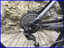 Full suspension Mountain Bike Cube Stereo 160 HPA Race Enduro Downhill XC