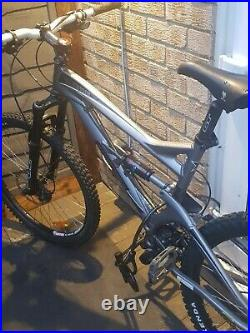 Full suspension mountain bike GT force 3.0