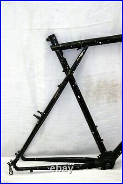 GT Outpost Trail Vintage MTB Bike Frame 22 X-Large Hardtail Canti Steel Charity