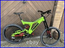 GT Ruckus 1.0 I-drive Downhill Mountain Bike Dh Full Suspension
