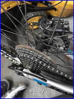 GT Sensor Expert Full Suspension Mountain Bike