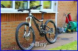 Gaint Trance 4 2015 27.5 Medium Male Full Suspension Mountain Bike
