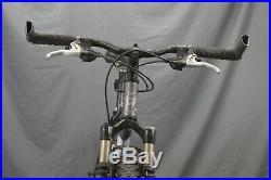 Gary Fisher Big Sur Mountain Bike M MTB 1990s Manitou Deore XT USA Made Charity
