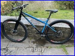 Genesis Tarn custom 29er hardtail large