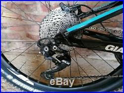 Giant Anthem 2 Full Suspension Mountain Bike MTB, 2015, Medium