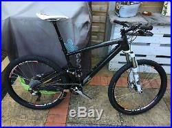 Giant Anthem Advanced Sl 0 Full Carbon Mountain Bike Medium Only 2 Rides